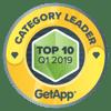 GetApp Top 10 2019