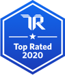 Top Rated Badge 2020