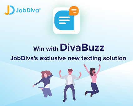 text message software for recruiters - divabuzz