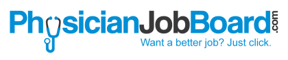 Physician Job Board logo