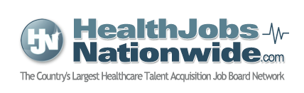 HealthJobs Nationwide logo